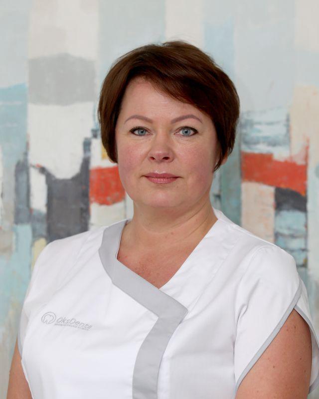 Audronė Jolita Ugrehelienė Gyd. odontologė