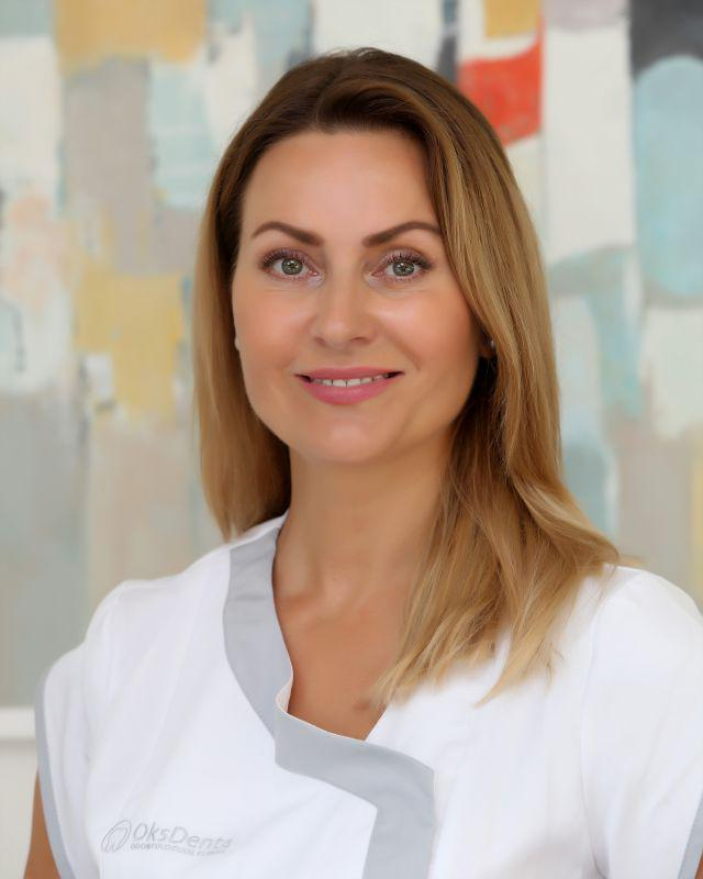 Oksana Kilinskienė Gyd. odontologė