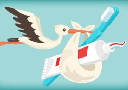 Dantų priežiūra nėštumo metu