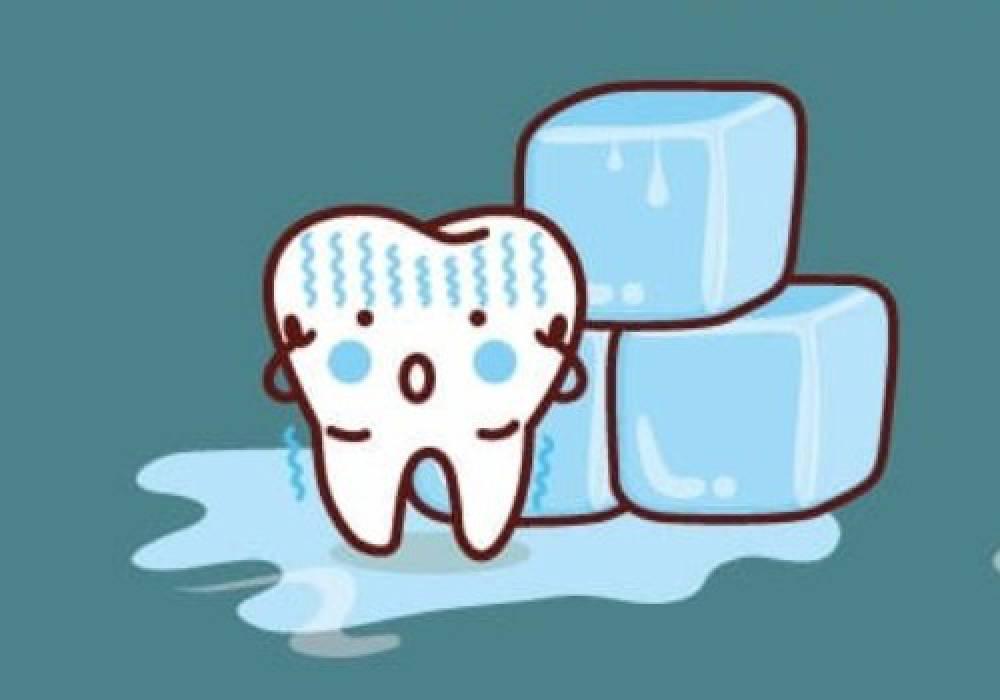 Dantų jautrumo priežastys