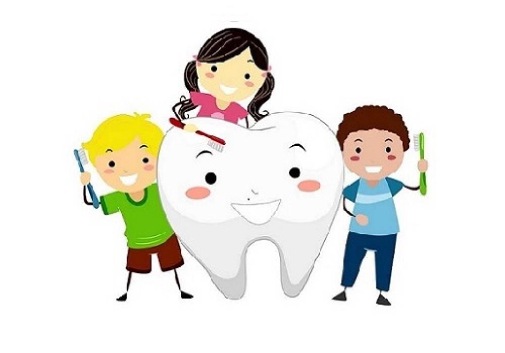 Vaikų burnos higiena ir dantų priežiūra